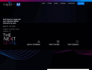 rapid3devent.com screenshot