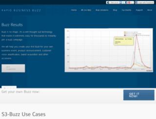 rapidbusinessbuzz.com screenshot