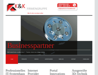 rapidnet.de screenshot