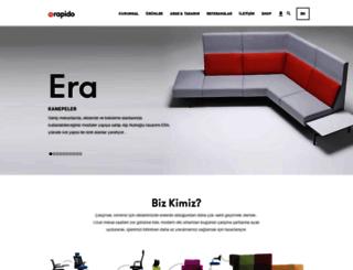 rapido.com.tr screenshot