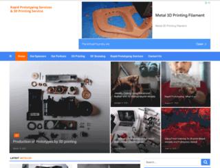 rapidprototypingservices.info screenshot