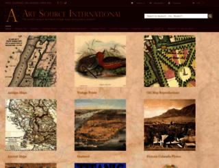 rare-maps.com screenshot