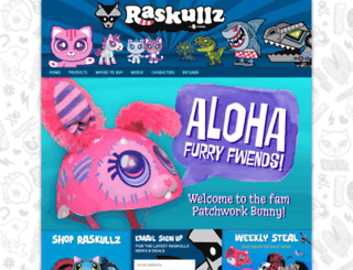 raskullz.com screenshot
