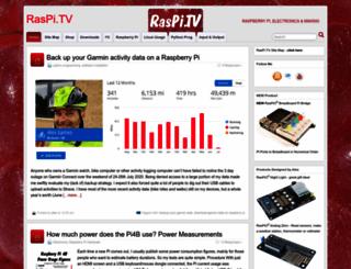 raspi.tv screenshot