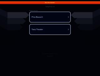 raspina.co screenshot