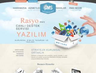 rasyomedya.com.tr screenshot