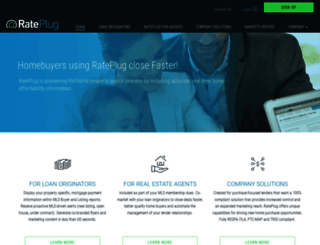 rateplug.com screenshot