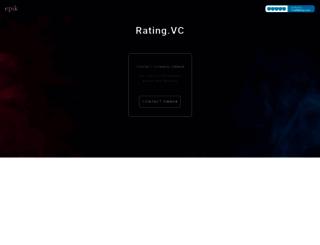 rating.vc screenshot