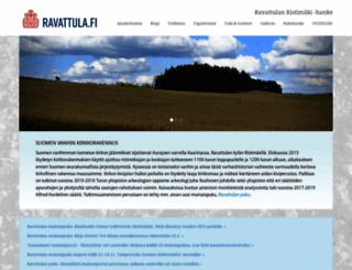 ravattula.fi screenshot