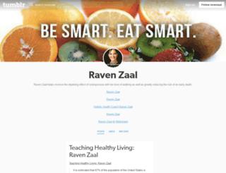 ravenzaal.tumblr.com screenshot