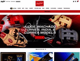 rawlings.com screenshot
