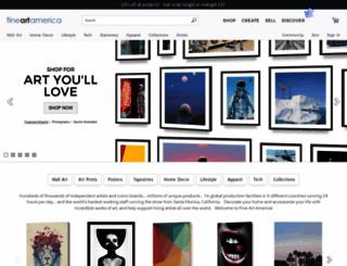 ray-tapajna.artistwebsites.com screenshot