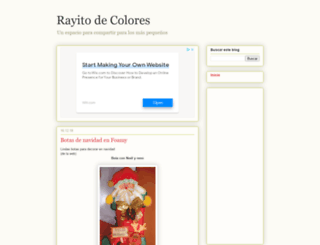 rayitodecolores.blogspot.com screenshot