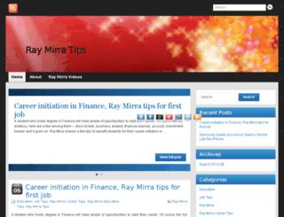 raymirratips.com screenshot