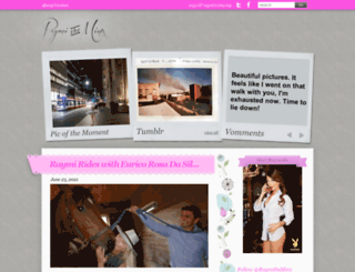raymitheminx.com screenshot