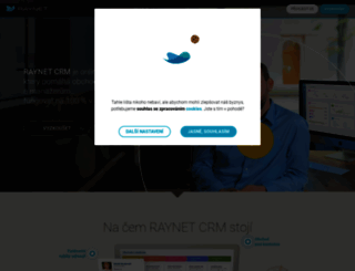 raynet.cz screenshot
