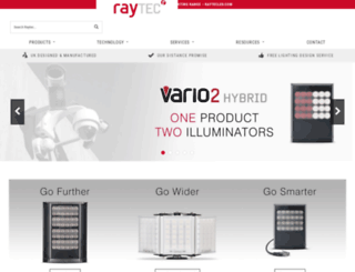 rayteccctv.com screenshot