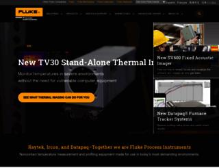 raytek.com screenshot