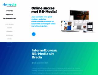 rb-media.nl screenshot