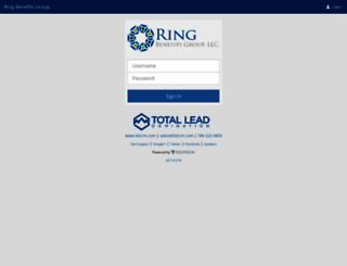 rbg.tldcrm.com screenshot