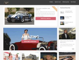 rcboatvscar.legendaryspeed.com screenshot