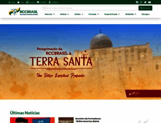 rccbrasil.org.br screenshot