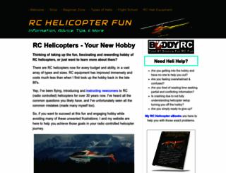 rchelicopterfun.com screenshot
