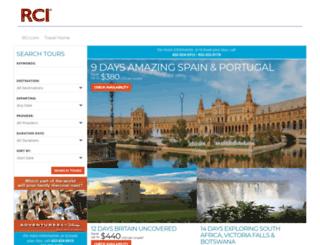 rcisx.ovctour.com screenshot