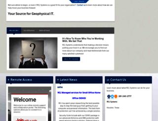 rcl.com screenshot