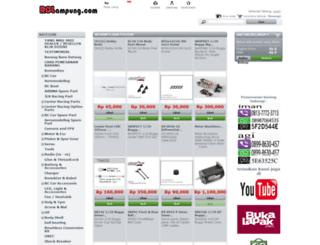 rclampung.com screenshot