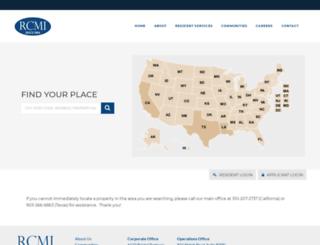 rcmi.reslisting.com screenshot