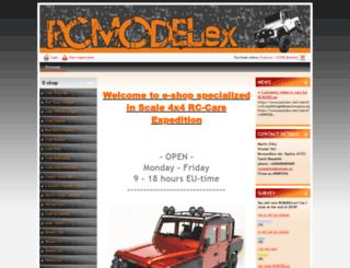 rcmodelex.com screenshot