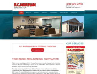 rcnorman.com screenshot