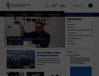 rcpath.org screenshot