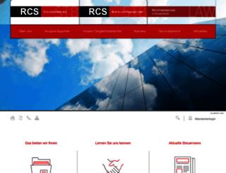 rcs-gruppe.de screenshot