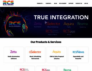 rcsworks.com screenshot