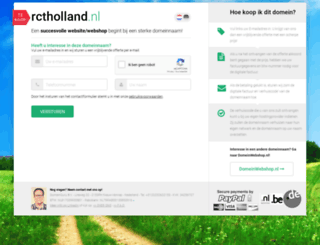 rctholland.nl screenshot