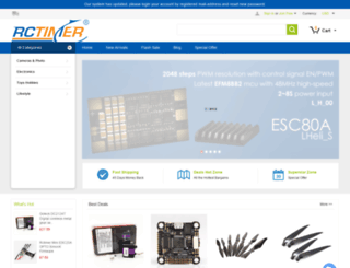 rctimer.com screenshot