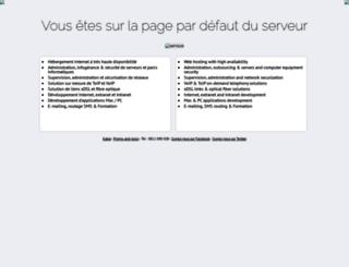 rcube-mx205.promo-and-tools.net screenshot