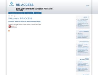 rd-access.eu screenshot