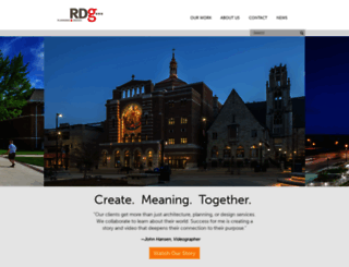 rdgusa.com screenshot