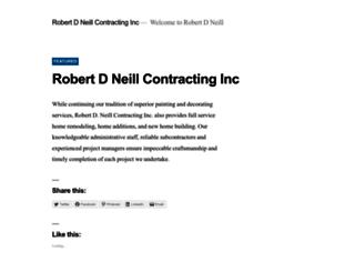 rdneill.com screenshot
