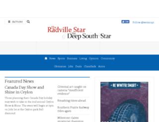 rdstar.sk.ca screenshot