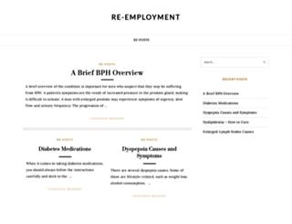 re-employment.sg screenshot