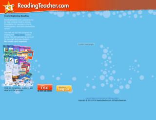 rea.readingteacher.com screenshot