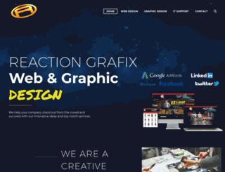 reactiongrafix.com screenshot