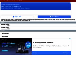 readcentral.com screenshot