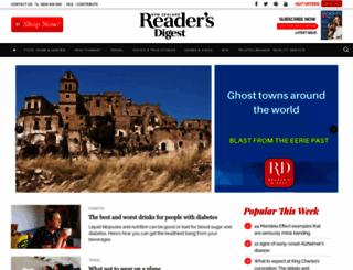 readersdigest.co.nz screenshot