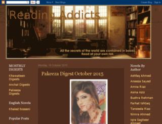 readingaddictors.blogspot.com screenshot