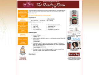 readingroom.rrpl.org screenshot